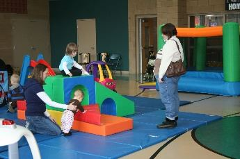 Centre - Toddler Drop-In Gym