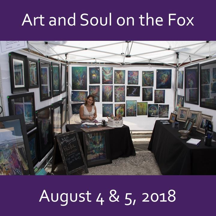 Art and Soul on the Fox, August 4&5, 2018