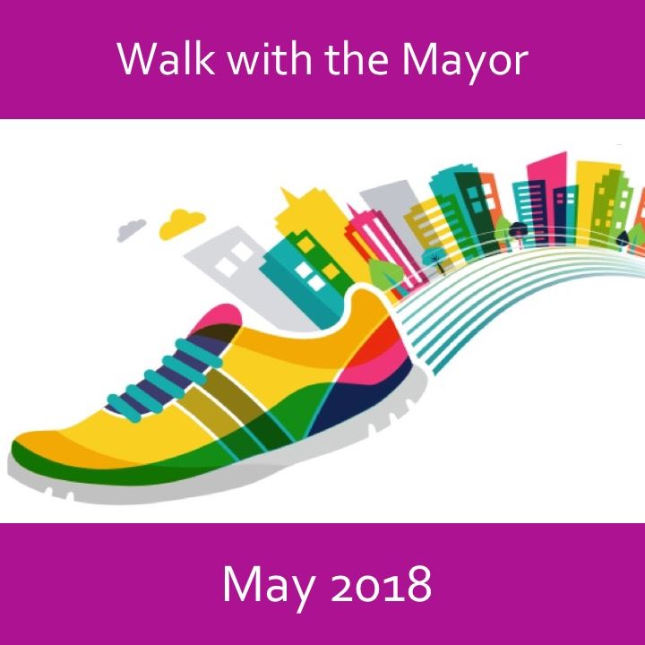 Walk with the Mayor icon