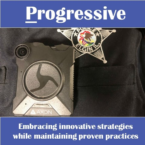 EPD is Progressive: embracing innovative strategies while maintaining proven practices.