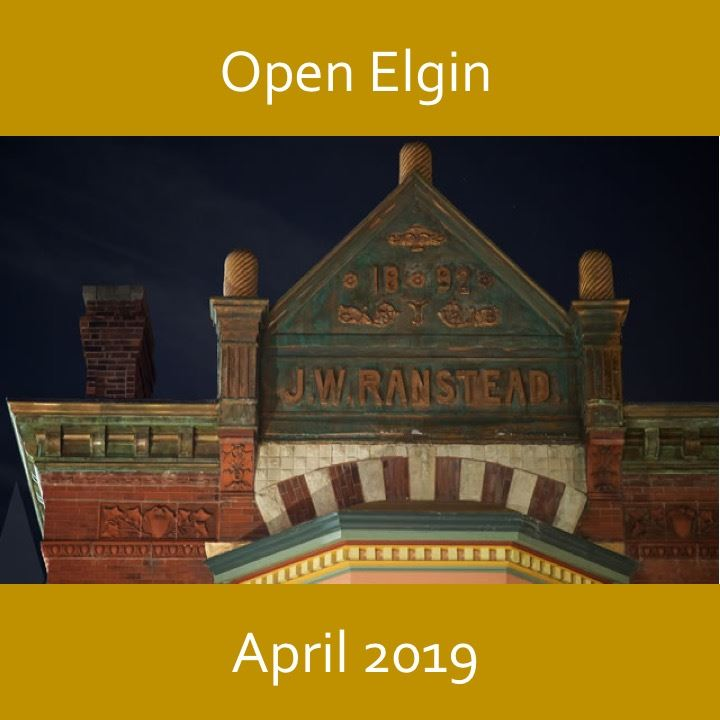 Open Elgin 2019