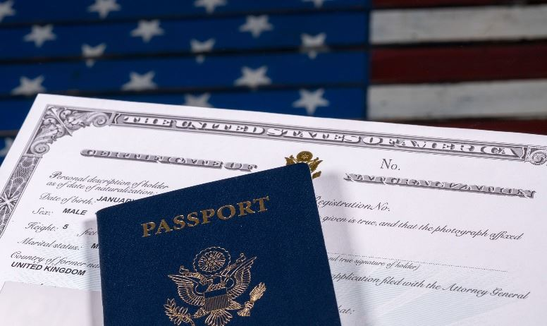 U.S. Citizenship Ceremony - July 27 at 7 p.m. at The Centre Heritage Ballroom