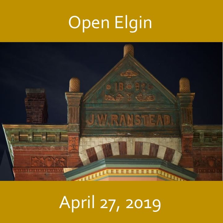 Open Elgin April 27, 2019
