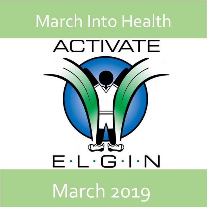 March Into Health Icon-2019. Logo