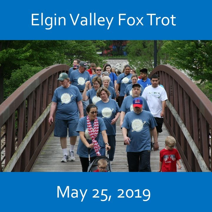 Fox Trot Icon -2019. crowd image
