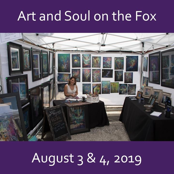 Art and soul icon-2019. artwork booth image
