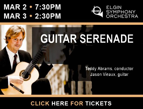 ESO Guitar Serenade March 2, 2019