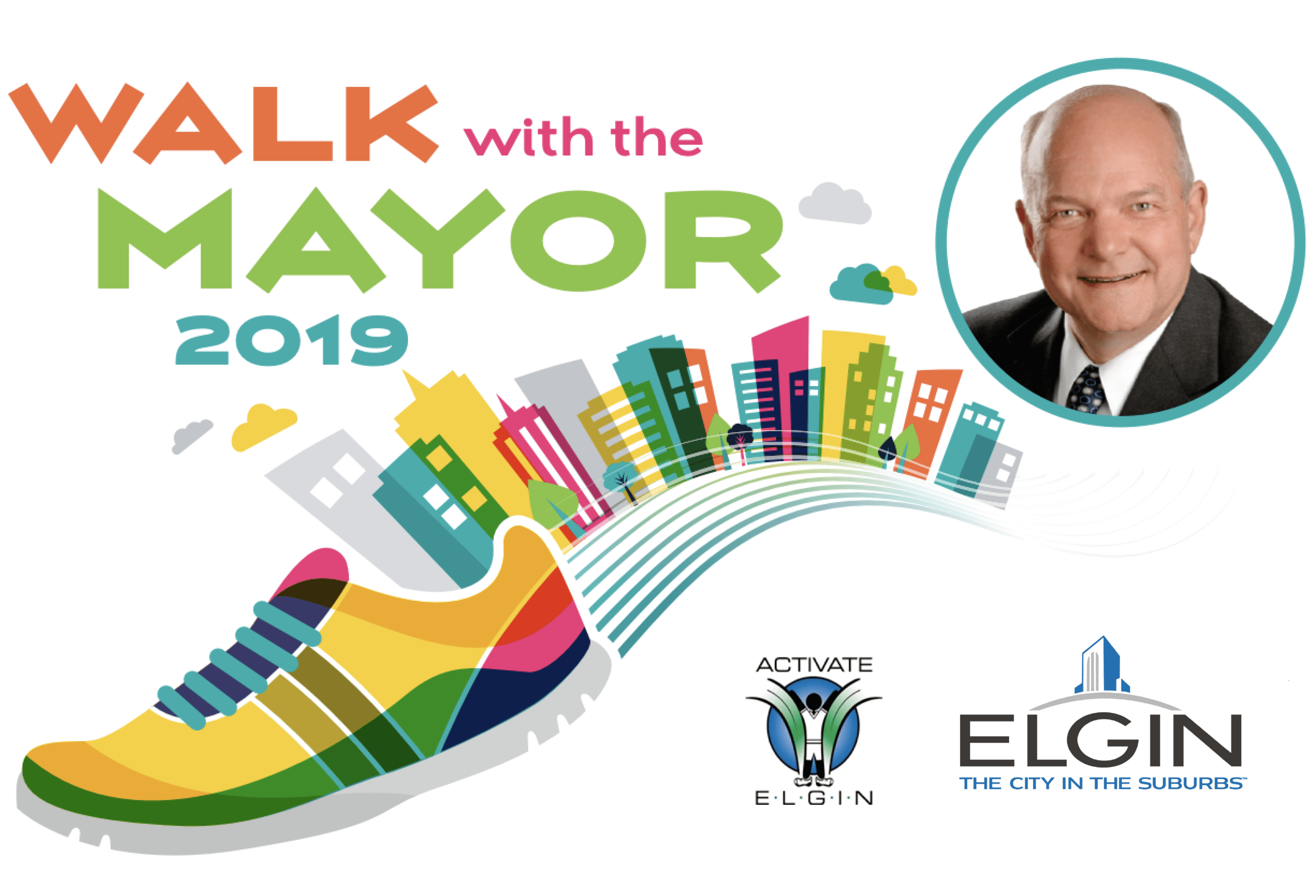 Walk with the Mayor 2019 Information