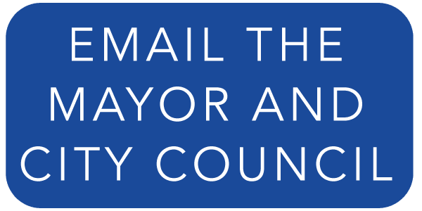 button to email the mayor and city council