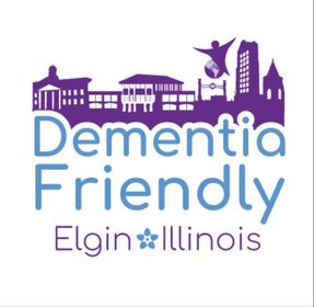 Dementia Friendly Elgin Logo