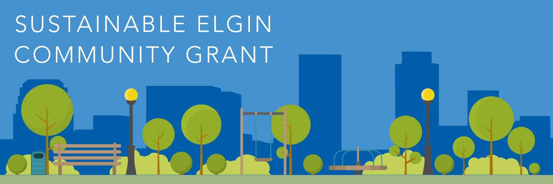 Sustainable Elgin Grant header image