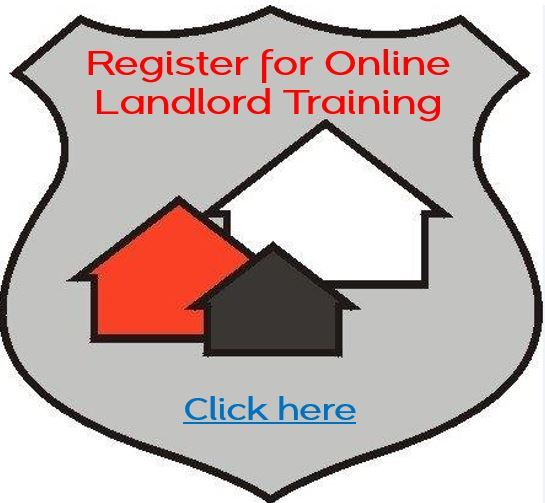 Click image to register for Landlord Training