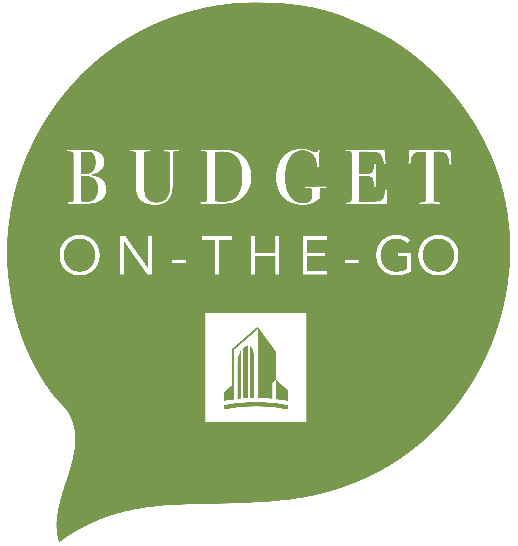 budget on the go logo