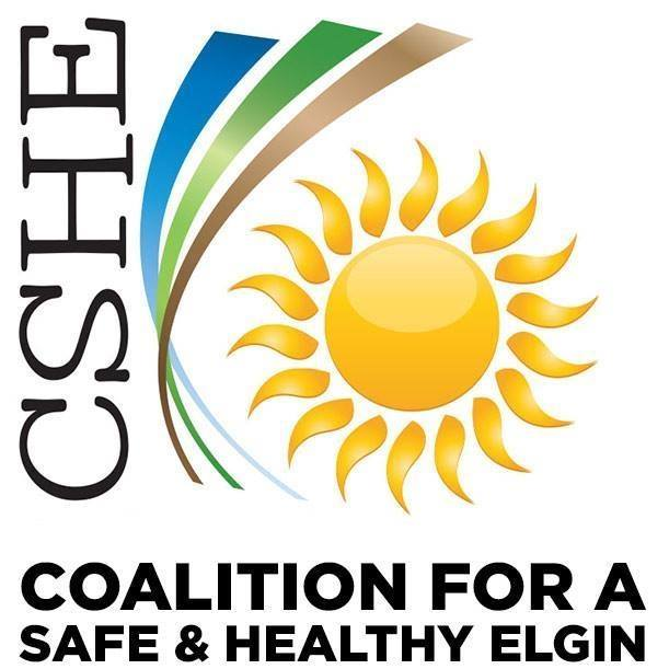 Coalition for Safe and Healthy Elgin logo