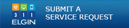 Submit a 311 Service Request