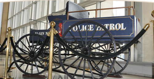 Refurbished Police Wagon