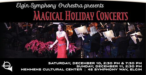 ESO Holiday Concerts
