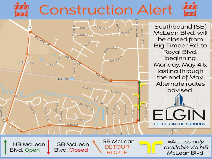Water Main Lining Project