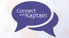 Connect with Kaptain