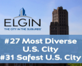 Elgin highlighted as both one of the safest and one of the most diverse cities in America
