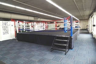 ERC Boxing Ring