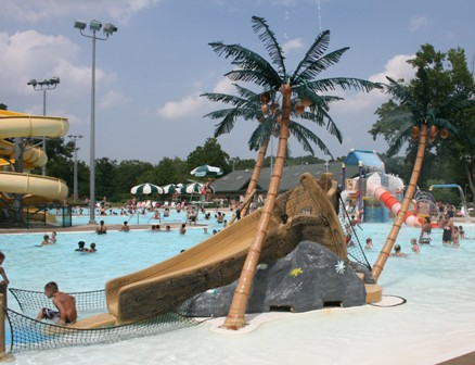 Wing Park Pool