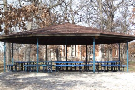 Lords Park Shelter