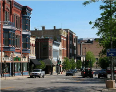 Downtown Elgin