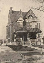 Residence of Chas H. Radcliffe