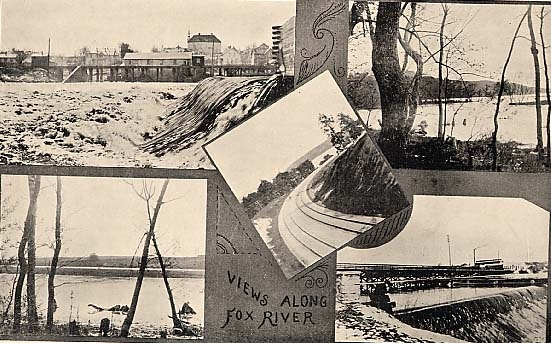 Fox River Views